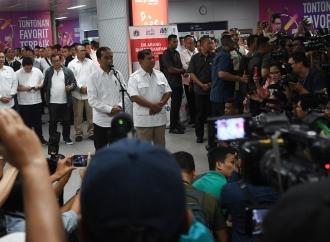 Pramono Tegaskan Pertemuan Jokowi-Prabowo Telah Digagas Lama