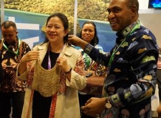 Puan Buka Forum Diskusi Budaya Tingkat Internasional