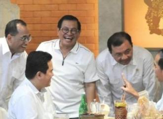Pasca-Pertemuan Jokowi-Prabowo, Peran BG Diapresiasi