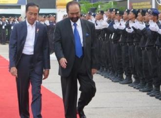 Paloh Klaim Jokowi Kader Nasdem, Djarot: Bukan Ancaman