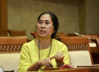 PPP Ajukan 15 Kader ke Jokowi, Eva, Terserah Saja, Tapi…