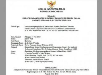 7 Bukti Hoaks File PDF Kabinet Jokowi