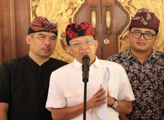Koster 'Rampingkan' OPD di Pemprov Bali