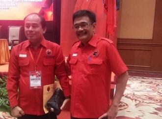 PDI Perjuangan Sumbawa Kembali Dinahkodai Abdul Rafiq