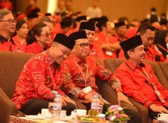 Bambang DH Minta Kader Komitmen Dukung Prof-Andalan