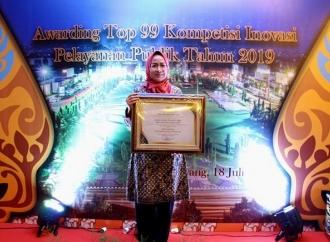 Gencar Layani GKB, Brebes Raih Top 99 KIPP 2019