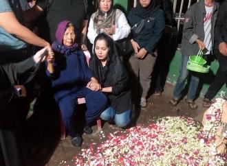 Ayahanda Politisi PDI Perjuangan Iis Sugianto Berpulang