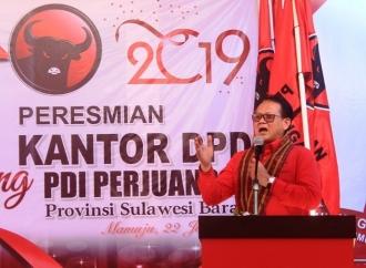 Rokhmin Janji Perjuangkan Peningkatan APBD Sulbar ke Jokowi
