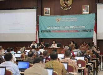 104 Calon Pimpinan KPK 2019-2023 Lolos Uji Kompetensi