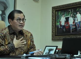 Mekanisme Pengisian Ketua MPR Tergantung Koalisi