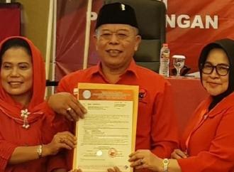 Kusnadi Kembali Jabat Ketua DPD PDI Perjuangan Jatim