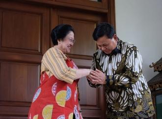Megawati: Tak Ada Koalisi & Oposisi di Sistem Tata Negara RI
