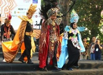 Solo Batik Carnival Jadikan Pariwisata Meriah