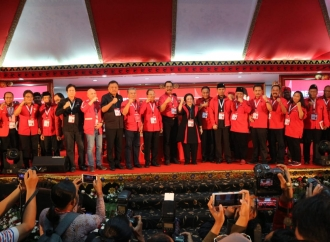 Megawati Umumkan Susunan Pengurus Baru PDI Perjuangan