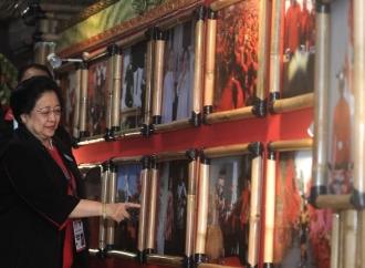 Kongres V, Megawati Favoritkan Fotonya Dengan Prabowo