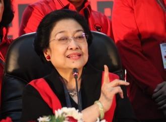 Soal Calon Menteri, Megawati: Tunggu Tanggal Mainnya