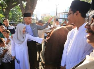 Idul Adha Punya Nilai Persatuan dan Kesatuan