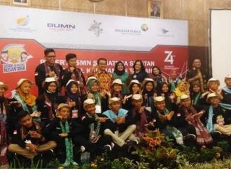 Agustin Teras Narang Apresiasi Program SMN