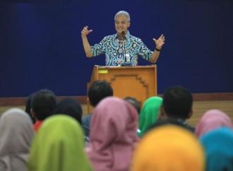 Berkat Kepemimpinan Ganjar, Laporan Ombudsman Turun Drastis