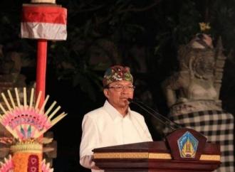 HUT ke-74 RI Momentum Mantapkan Visi Pembangunan Bali