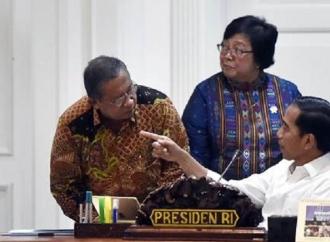 Darmin dan Siti Nurbaya Dipanggil ke Istana, Ada Apa?