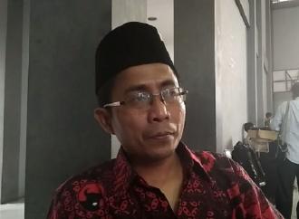 Gatot Wibowo Didaulat Jadi Ketua DPRD Sementara Tangerang