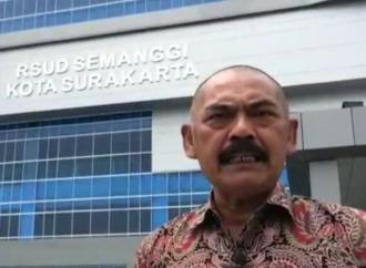 RSUD Bung Karno Solo Simbol Kemerdekaan Bidang Kesehatan