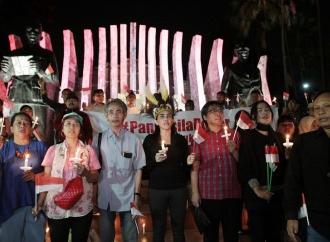 Kerusuhan Papua Bermuatan Isu Referendum