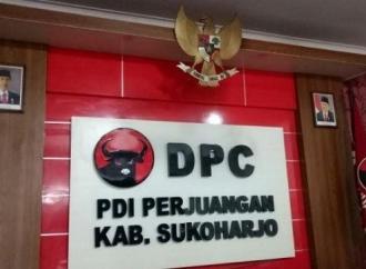 Hadapi Pilkada, PDI Perjuangan Sukoharjo Rapatkan Barisan