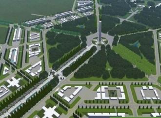 Pertahankan Hutan, Ibu Kota Baru Berkonsep Forest City