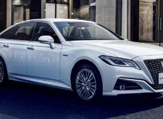 Toyota Crown G-Executive Resmi Jadi Mobil Menteri Jokowi