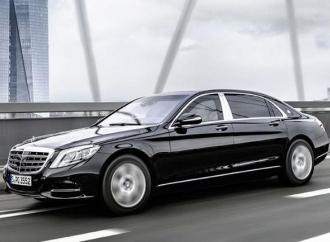 Sah! Mercedes Benx S600 Guard Jadi Mobil DInas Jokowi