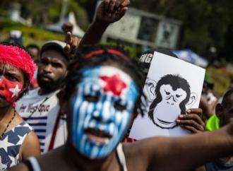 Aksi Massa Papua Diduga Ada Peran OPM