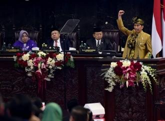 Jokowi: Indonesia Tak Pernah Takut Hadapi Persaingan