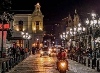 Tahap Pertama Penataan Kawasan Kota Lama Semarang Rampung