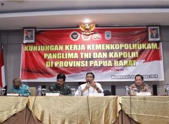 Papua dan Papua Barat Bukan Anak Tiri
