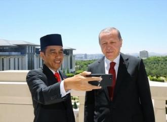 Erdogan Anggap Jokowi 'My Brother'