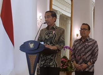 Soal Capim, KPK Apresiasi Sikap Presiden