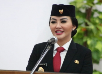 Karolin Dukung Desa Pawis Jadi Ikot Wisata Desa