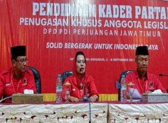 DPC PDI Perjuangan Sidoarjo Gelar Diklat Kader Madya