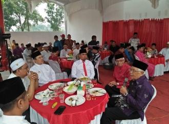 Jadi Anggota DPRD Riau, Zukri Gelar Syukuran