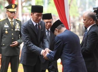 Presiden Jokowi: Selamat Jalan 'Mr. Crack'