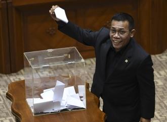 Sah! DPR RI Pilih Lima Pimpinan KPK