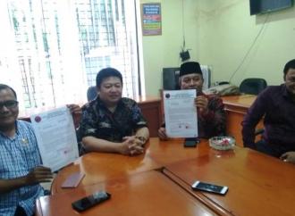 Kholid Ismail Ditetapkan Sebagai Ketua DPRD Tangerang