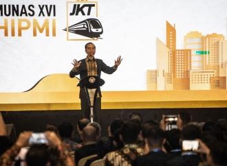 Presiden Jokowi Tegaskan Tidak Ada Pengembalian Mandat
