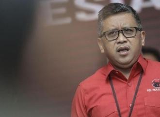 Hasto Kritik Keras Karikatur Jokowi dan Pinokio