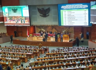 DPR Kejar Target Revisi UU KPK Tuntas Pekan Ini