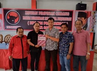Pilkada Samarinda, Politisi Nasdem Daftar di PDI Perjuangan