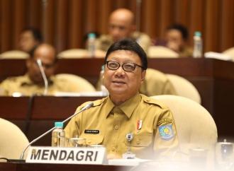 Penanganan Karhutla, Kepala Daerah Diminta Bertanggung Jawab
