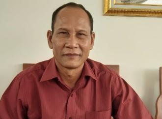 Baru Sugianto yang Daftar Cakada di PDI Perjuangan Kalteng